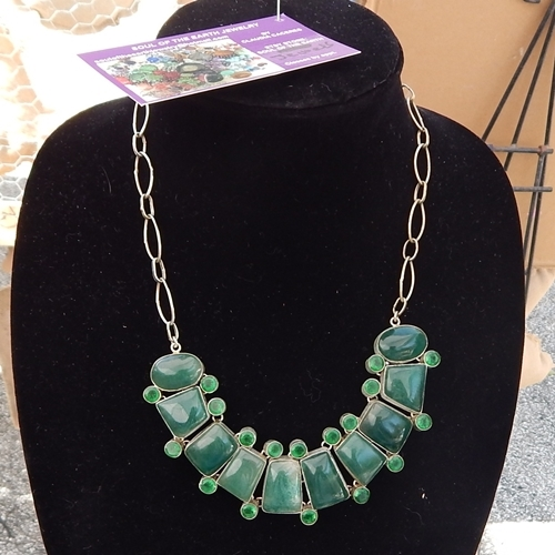 green-necklace