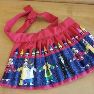 crayola-apron